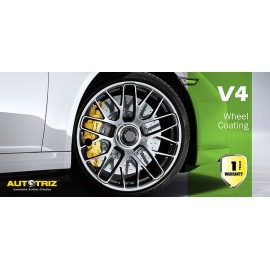 AUTOTRIZ V-4 WHEEL COATING 30 ml - powłoka na felgi