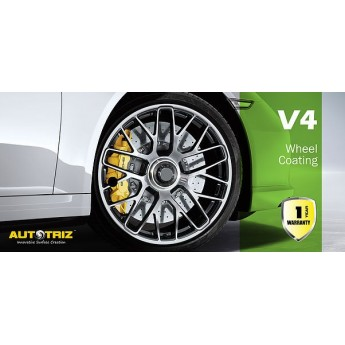 AUTOTRIZ V-4 WHEEL COATING - Powłoka do felg