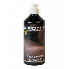KENOTEK LEATHER CREAM - Emulsja do tapicerki skórzanej
