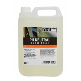 VALETPRO PH NEUTRAL SNOW FOAM - Neutralna aktywna piana