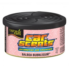 CALIFORNIA SCENTS  CAR SCENTS - Puszka z zapachem do auta