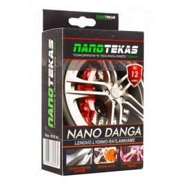 NANO COATING FOR RIMS 30/30 ml – Nanopowłoka do felg.
