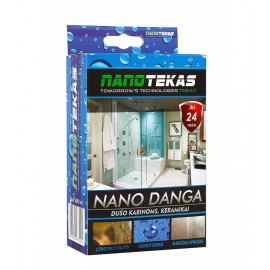 NANO COATING FOR SHOWER CABINS,GLAS 60/60 ml – Nanopowłoka do kabin prysznicowych i szkła.