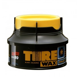 SOFT99 TIRE BLACK WAX 170g – wosk do opon.